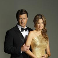 Castle saison 6 : des photos promo glamour pour Rick et Kate