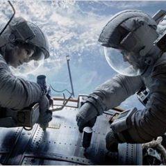 Gravity : George Clooney et Sandra Bullock dans un trailer vertigineux