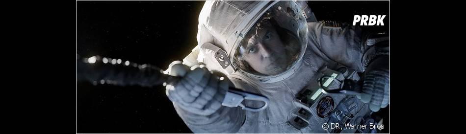 Gravity : George Clooney en voyage dans l'espace