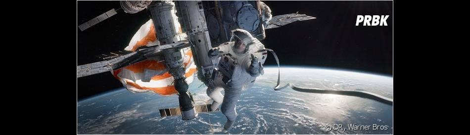 Gravity : un film époustouflant
