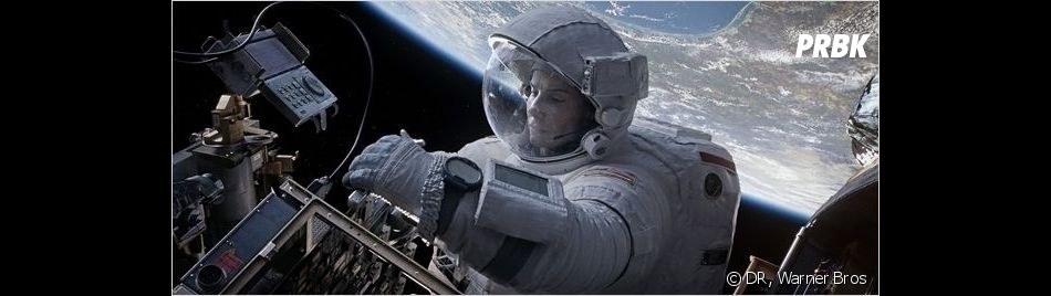 Gravity : des séquences spectaculaires