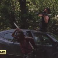 The Walking Dead saison 4 : Michonne et Daryl face aux zombies dans deux teasers