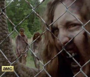 Teaser de la saison 4 de The Walking Dead