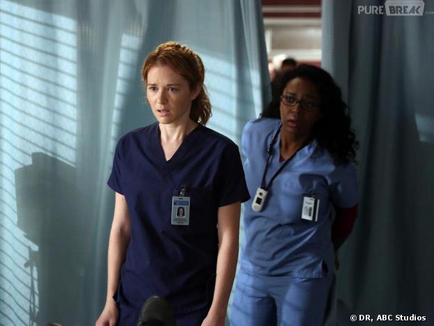 Grey's Anatomy saison 10, épisode 1 : April choquée face à Jackson