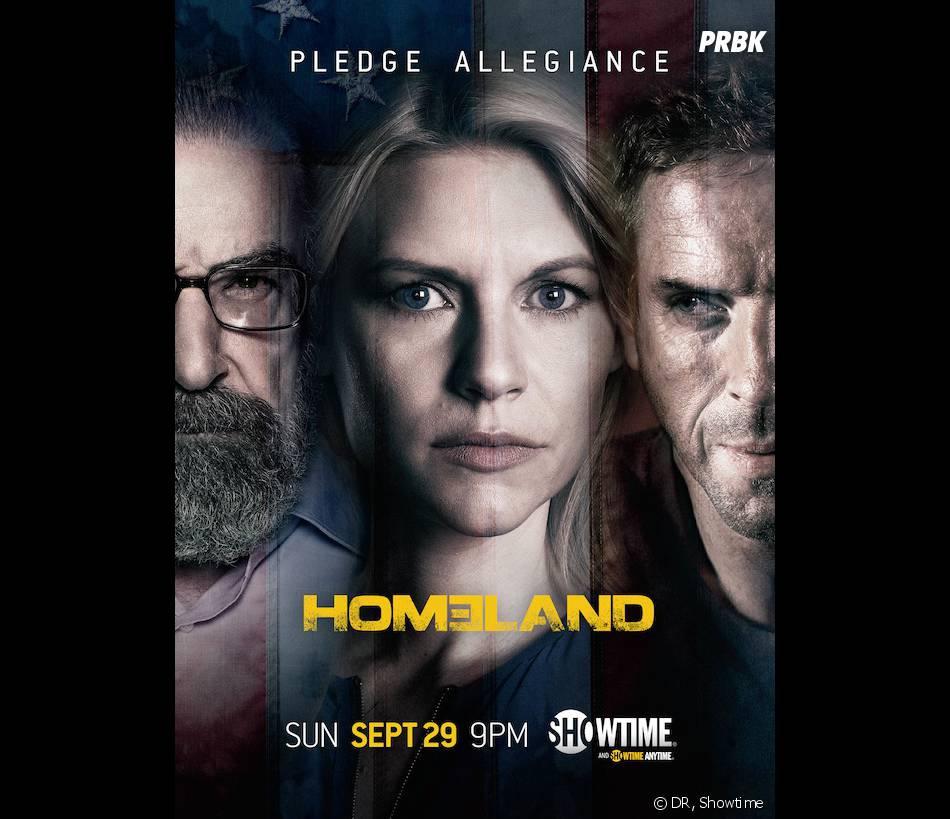 Homeland saison 3 : Carrie sous le choc