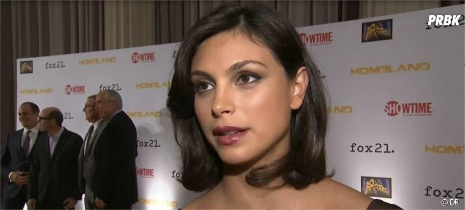 Morena Baccarin parle de la saison 3 de Homeland