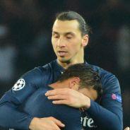 Zlatan Ibrahimovic : Thiago Silva, archi fan, veut appeler son fils... Zlatan