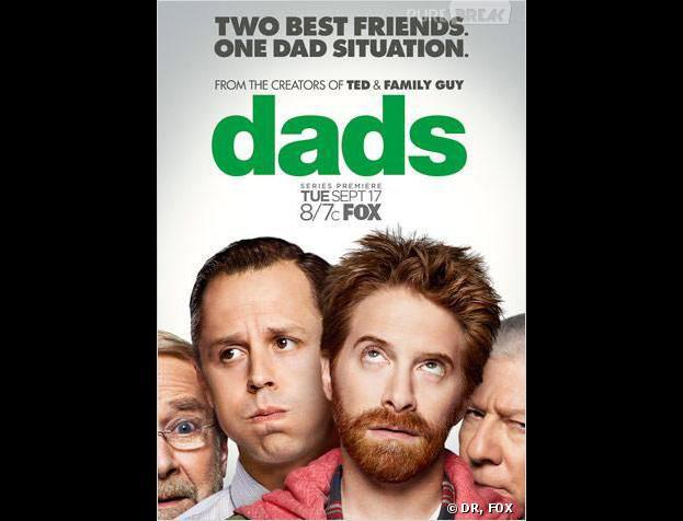 Dads saison 1 est produite par Seth MacFarlane