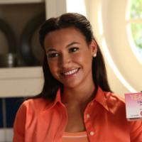 Glee saison 5, épisode 2 : pub ridicule pour Santana et nouvelle venue sur les photos