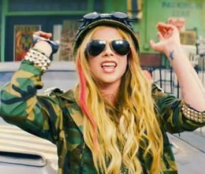 """Avril Lavigne est l'une des célébrités """"les plus dangereuses"""" du net selon McAfee"""