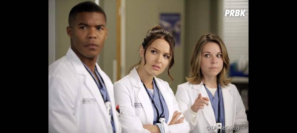 Grey's Anatomy saison 10 : Heather était l'une des internes les plus intéressantes