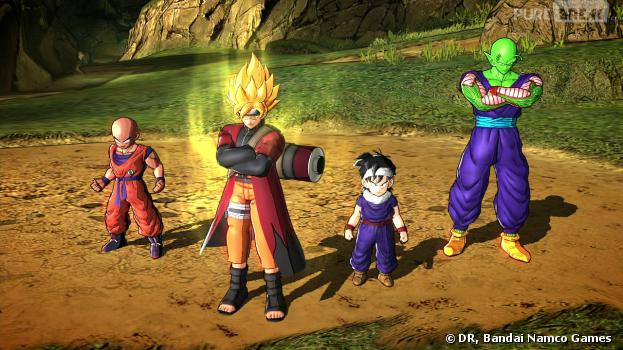 Dragon Ball Z Battle Of Z sortira en 2014 sur PS3, Xbox 360 et PS Vita