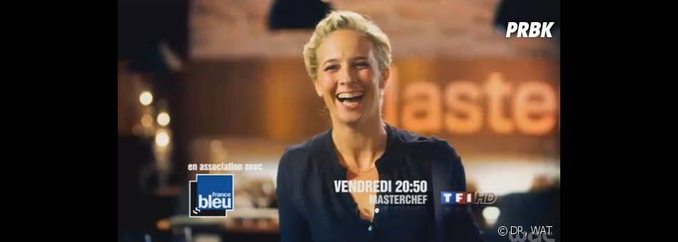 Masterchef 2013 : Amandine Chaignot nouvelle dans le jury.