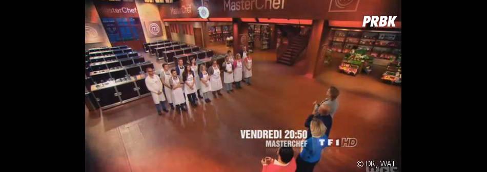 Masterchef 2013 : une saison 4 de retour sur TF1.