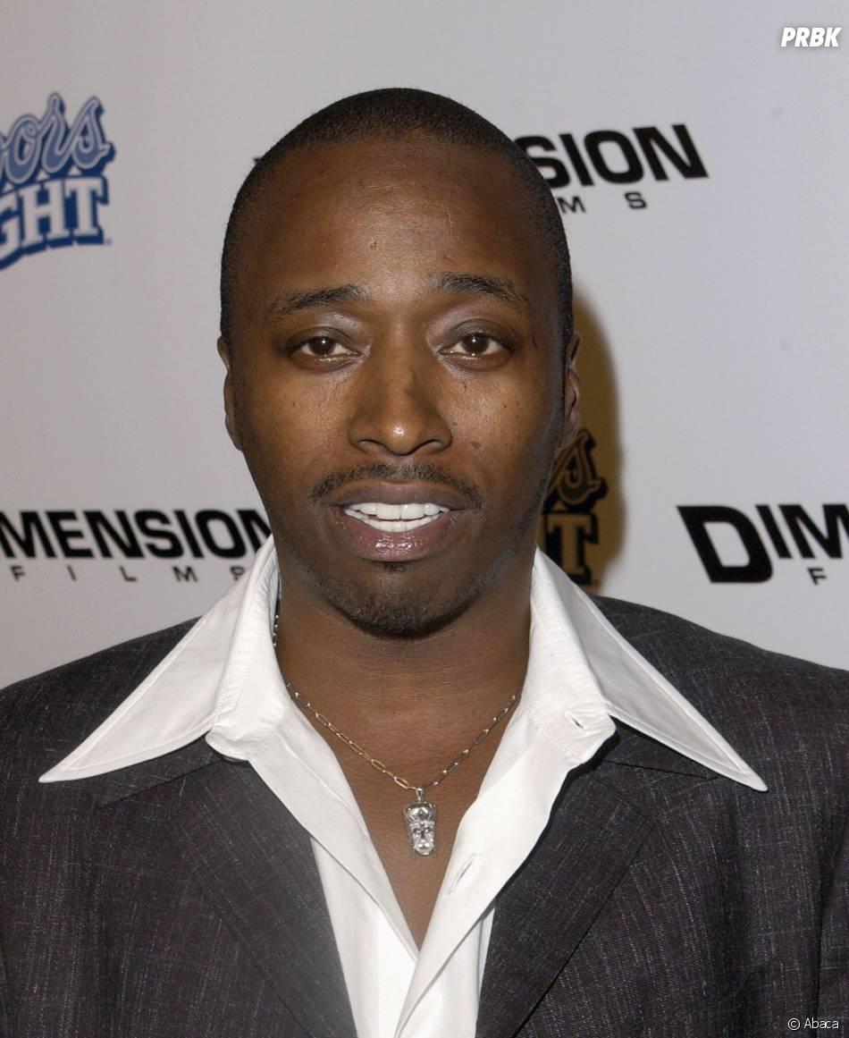 Eddie Griffin dans le rôle de Tupac dans le biopic ...  Eddie