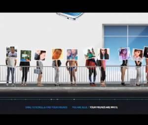 Samsung créé la première file d'attente virtuelle pour se moquer de celles impressionnantes devant les Apple Store