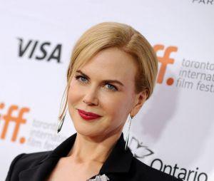 Nicole Kidman au festival de Toronto, le 6 septembre 2013