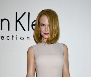 Nicole Kidman à la Fashion Week de New York en septembre 2013