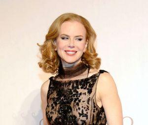 Nicole Kidman en route pour un Oscar avec Grace de Monaco ?