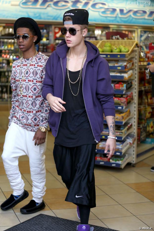 Justin Bieber : Lil Twist viré de chez lui pour une histoire de vol de bijoux