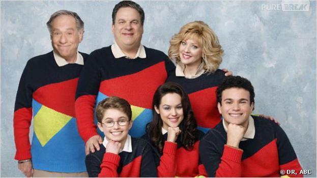 The Goldbergs saison 1 : une série amusante
