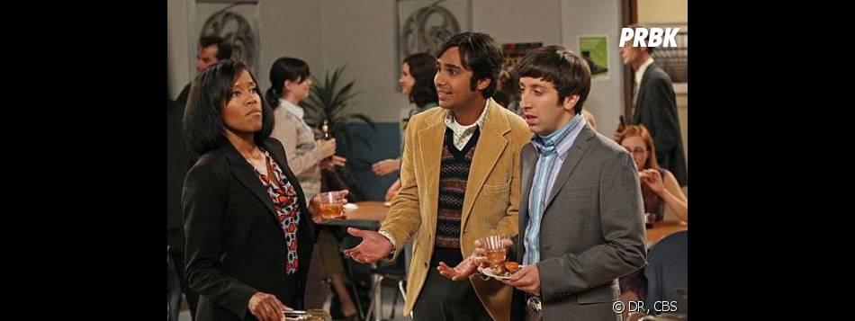 The Big Bang Theory saison 7 : Raj cherche l'amour