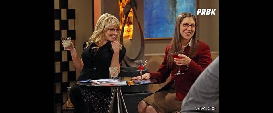 The Big Bang Theory saison 7 : les filles font la fête