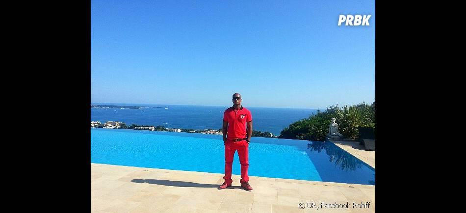 """Rohff à Monaco pour son clip """"J'accélère"""""""