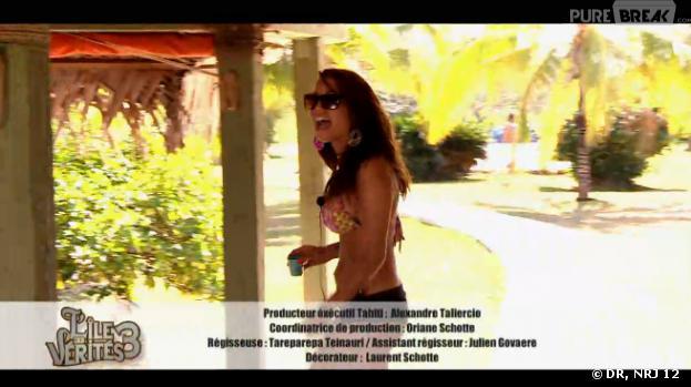 L'île des vérités 3 : les filles jalouses d'Astrid