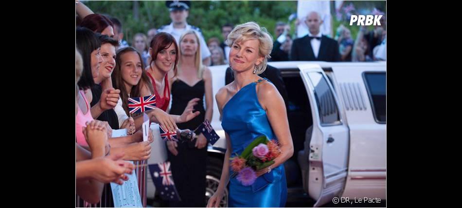 Naomi Watts porte bien la choucroute dans le film Diana