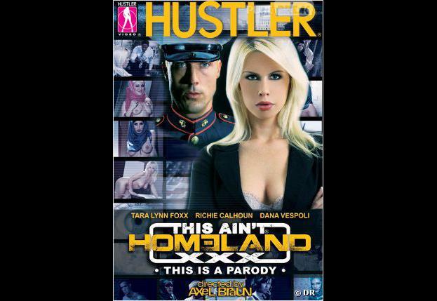 The Ain't Homeland XXX est la parodie X d'Homeland