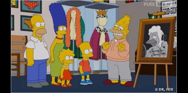 Les Simpson : renouvelée pour une saison 26