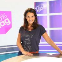 Faustine Bollaert : retour dans 100% Mag sans bébé mais entourée de chefs