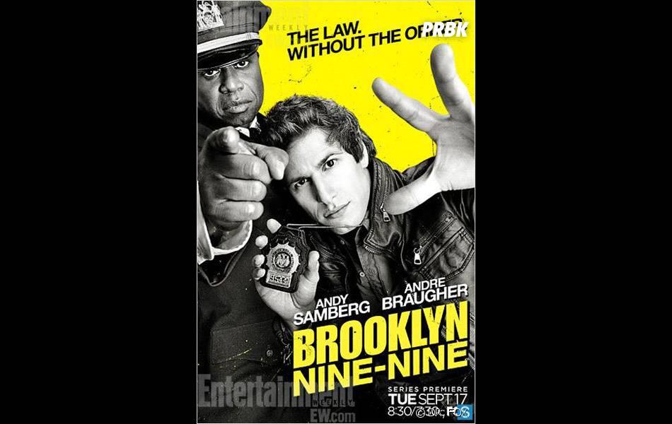 Brooklyn Nine-Nine saison 1 : la série débute le 17 septembre