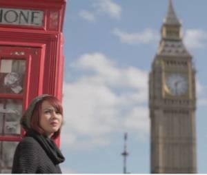 Sophie-Tith à Londres pour le clip de LaLaLove You