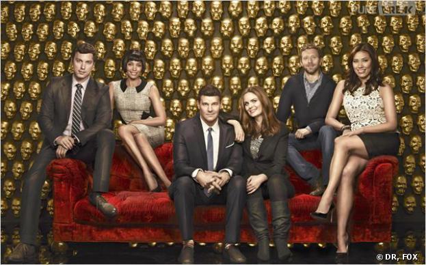 Bones saison 9 : nouvelles images pour le mariage