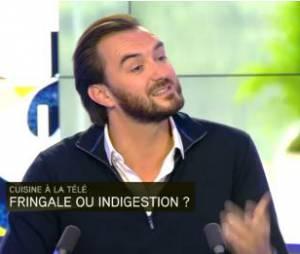 Cyril Lignac : son coup de gueule contre les émissions culinaires.