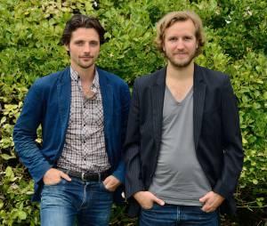 Au bonheur des ogres : Nicolas Bary et Raphaël Personnaz