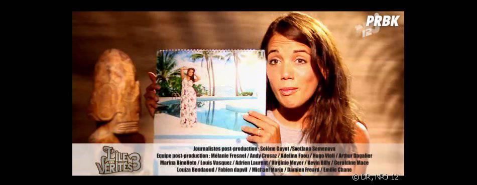 L'île des vérités 3 : Manon pas du tout satisfaite de son shooting.
