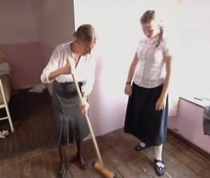 Retour au Pensionnat à la campagne : Mlle Lareigne fait encore sa loi.