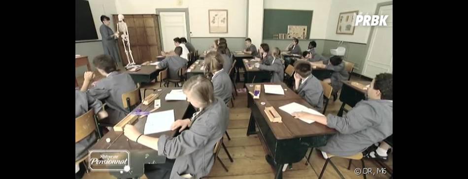 Retour au Pensionnat : les élèves veulent obtenir leur certificat d'études.