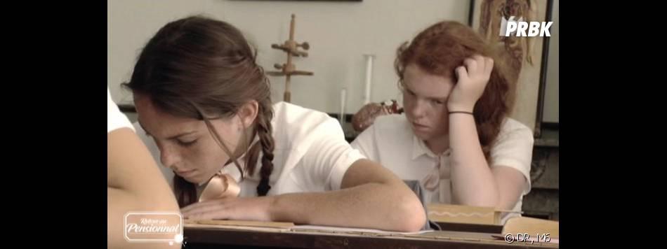 Retour au Pensionnat à la campagne : les élèves passent leur certificat d'études.