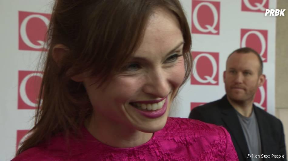Sophie Ellis Bextor aux Q Awards le 21 octobre 2013