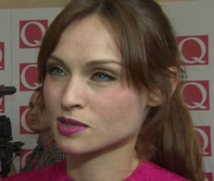 Sophie Ellis Bextor aux Q Awards le 21 octobre 2013