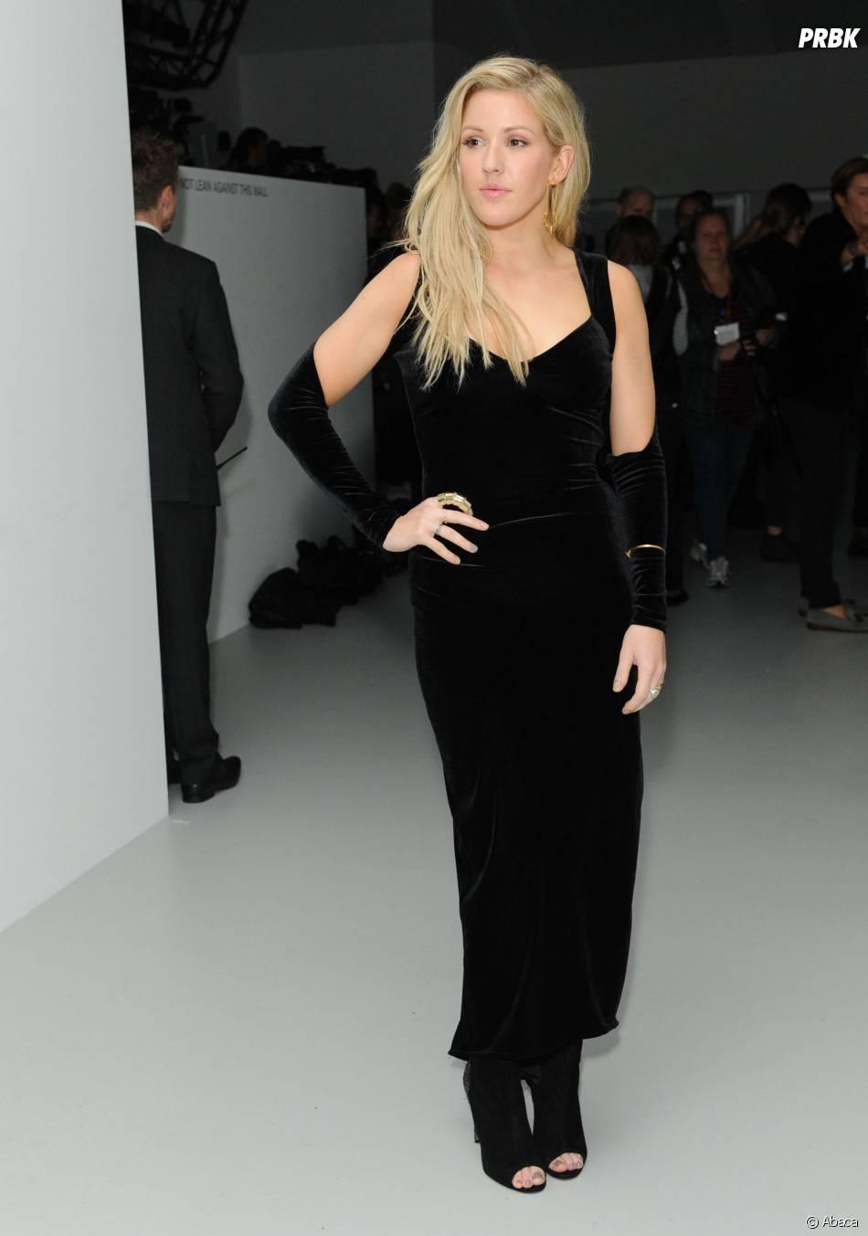 Ellie Goulding a remporté un prix aux Q Awards le 21 octobre 2013