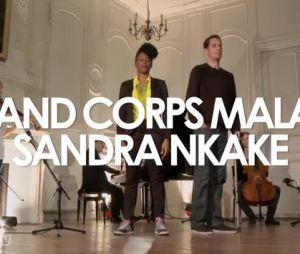Grand Corps Malade et Sandra Nkake - Te Manquer, enregistré avec Rapsodie
