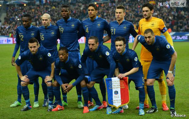 L'équipe de France de football affrontera l'Ukraine aux barrages de la Coupe du Monde 2014