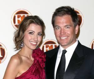 Michael Weatherly et sa femme, Bojana Jankovic