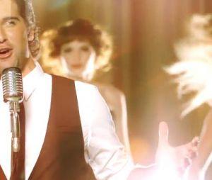 """Juan Pablo di Pace dans le clip """"We Wanna Rock"""""""