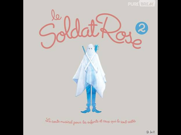 Le Soldat Rose 2, l'album avec Gad Elmaleh, Nolwenn Leroy, Elodie Frégé, Francis Cabrel, Thomas Dutronc, Camélia Jordana... dans les bacs le 11 novembre 2013